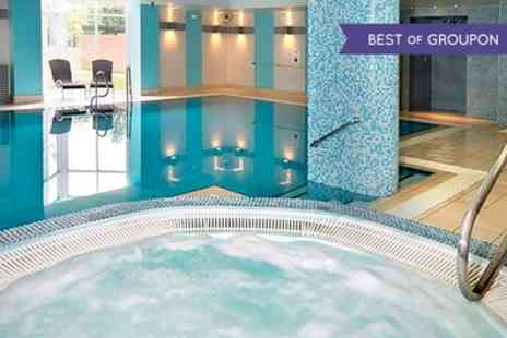 The Cheltenham Chase - Spa Day Pass with Two Treatments, Drink and Pastry for One or Two - Save 0%