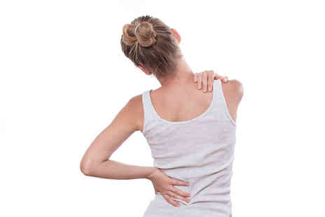 Health and Vitality Centre - Chiropractic consultation and two follow up treatments - Save 81%