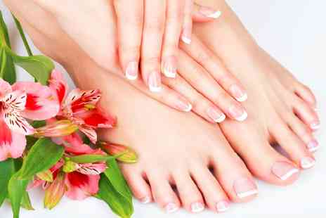 Mal Bet Beauty - Laser fungal nail treatment on one hand or foot - Save 84%