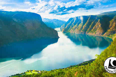 Dial4Travel - Two to Four Night Apartment Stay With Flights Plus Optional Fjord Tour - Save 45%