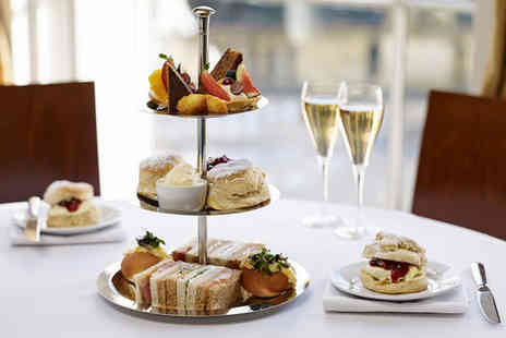 The Bentley Hotel - Afternoon tea for two or include a glass of bubbly each - Save 54%