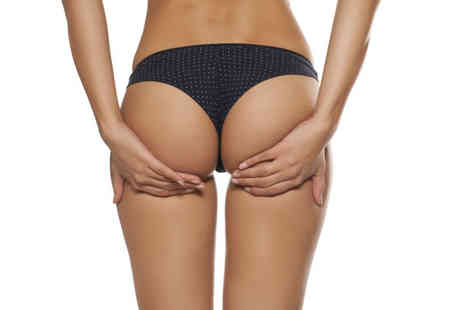 The Peppermint Group - Brazilian bum lift session with radio frequency - Save 80%