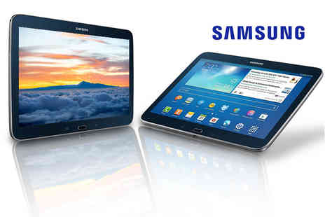 Spartan Outlet - 10.1 inch 16GB Samsung Galaxy Tab 3 Wi Fi - Save 49%
