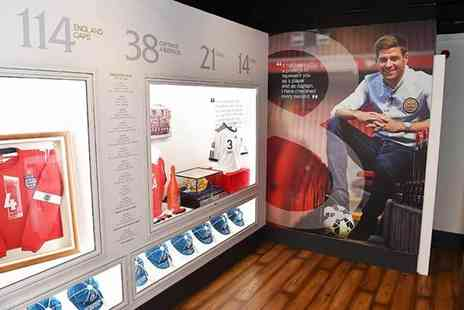 Buyagift - Liverpool FC Anfield Stadium tour and entry to The Steven Gerrard Collection for two adults - Save 0%