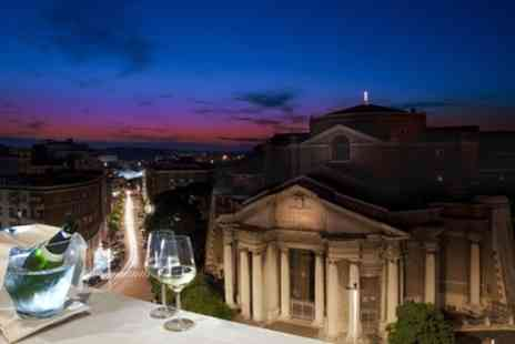 Weekender Breaks - Two or Three Night Stay at Choice of Hotels with Return Flights and Option for Vatican Tour - Save 0%