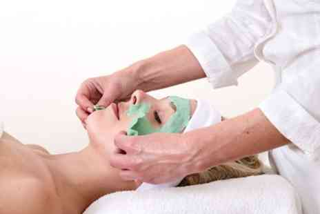 Luxury Beauty and Spa - One or Three Chemical Peel Sessions with 30 Minute Facial - Save 78%