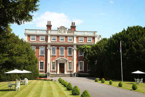 Swinfen Hall Hotel - Four Star Grand Georgian Manor Stay For Two with Award Winning Restaurant - Save 0%