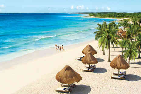 Dreams Tulum Resort & Spa - Five Star All Inclusive Luxury Beachfront Indulgence - Save 30%