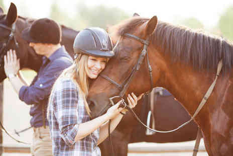 Mill House Riding Centre - 30 minute pony riding lesson - Save 41%