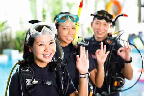 Divemaster Scuba - SSI Try Scuba Diving experience for two - Save 64%