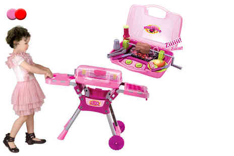 ViVo Technologies - Kids toy BBQ set - Save 82%