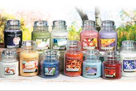 House of Harris - Yankee candle large jar - Save 42%