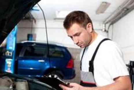 Reddicap Garage - 55 point car service plus oil and filter change - Save 71%