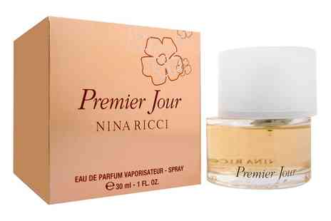 Groupon Goods Global GmbH - One or Two 30ml Bottles of Nina Ricci Premier Jour EDP - Save 0%