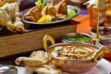 Singhs Restaurant - Three Course Indian Meal for Two or Four - Save 50%
