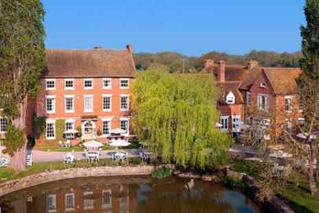 Corse Lawn Hotel - Rural Gloucestershire Escape with Breakfast - Save 45%