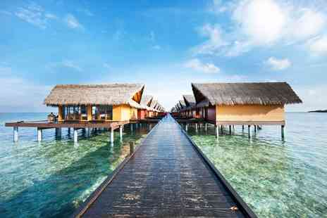 Great Pacific Travels - Four Star all inclusive 7,10 or 14 night Maldives holiday including flights and speedboat transfers - Save 32%