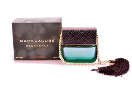 Groupon Goods Global GmbH - Marc Jacobs Decadence 100ml Eau de Parfum Spray With Free Delivery - Save 31%