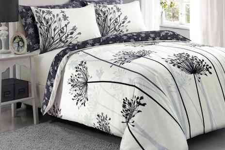Groupon Goods Global GmbH - Pieridae Meadow Duvet Cover Set in Choice of Colour - Save 74%