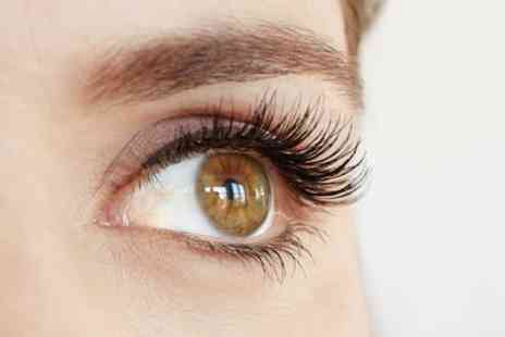 Belleva Locks And Beauty - Lash, Lift and Tint Treatment or Russian Eyelash Extensions - Save 47%