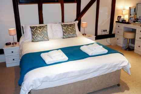 Wortwell Hall Barn - One to Three Nights Stay for Two with Breakfast, Welcome Drink, Cakes and Optional Cream Tea - Save 0%