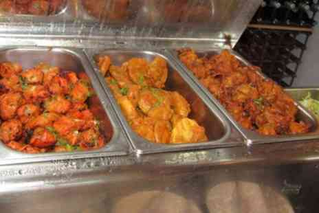 Bombay Saray - Pan Asian Meal with Sides to Share for Two or Four - Save 40%