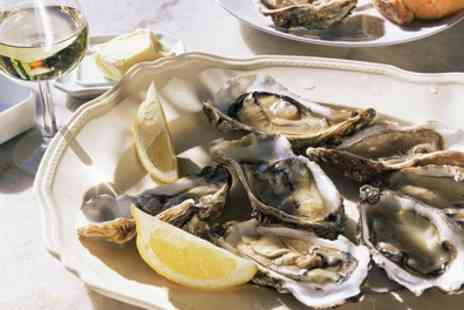 Circa 1924 - A Dozen Oysters for Two with a Glass of Prosecco for Each or Bottle to Share - Save 38%