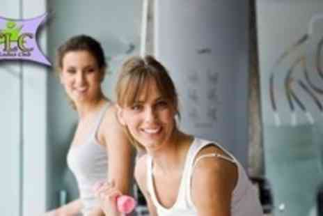 TLC The Ladies Club - One Month Ladies Only Gym Membership With Vibrating Plate Sessions For One - Save 77%