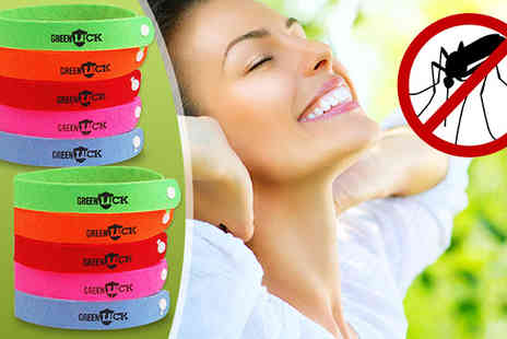 ugoagogo - 20 Mosquito Repellent Bands - Save 70%