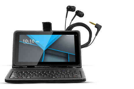 D2D - 10.1 inch 8GB Android tablet bundle - Save 73%