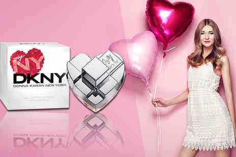 Deals Direct - 30ml, 50ml or 100ml bottle of DKNY MYNY EDP - Save 59%