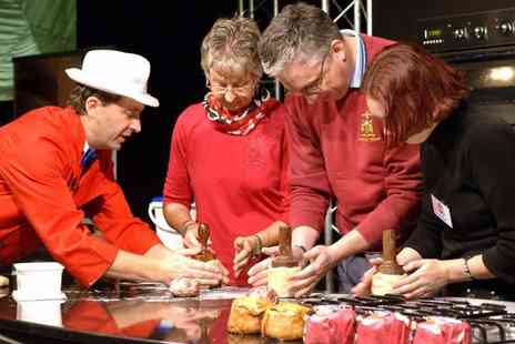 UK Pie Fest - Ticket to PieFest The UKs Favourite Pie Festival - Save 38%