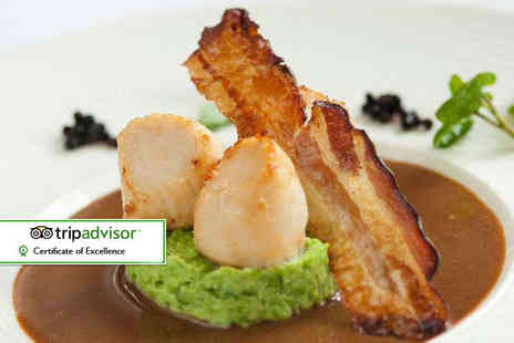 La Bastille - £30 voucher for two to spend on gourmet French food and drink, plus a welcome cocktail - Save 50%