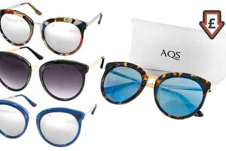 AQS Brand - AQS Womens Poppy Sunglasses With Free Delivery - Save 0%