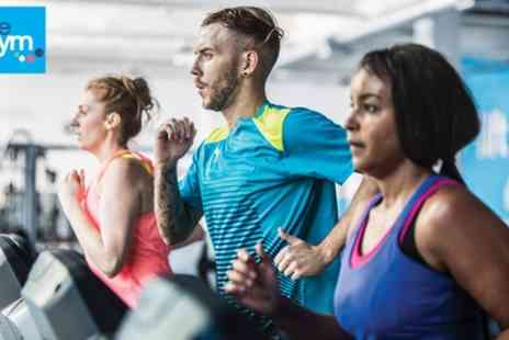 The Gym Group - 12 Month Bundle Gym Membership with The Gym Group, Nationwide - Save 40%