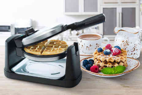 Class-Watches - Belgian waffle maker - Save 67%