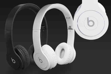 Ckent - Pair of Beats Solo headphones choose from two colours - Save 52%