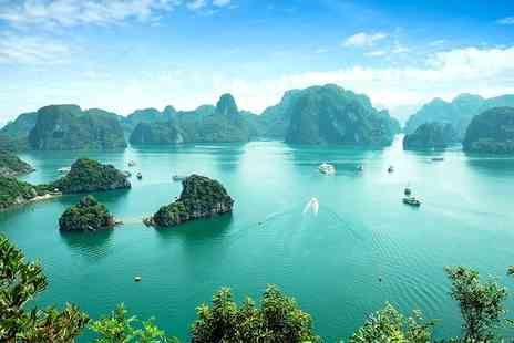 Go Asia Travel - 10 day Vietnam tour with 3, 4 or 5 Star accommodation - Save 62%