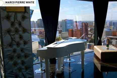 Marco Pierre White - Afternoon Tea with Prosecco or Champagne for Two or Four - Save 37%