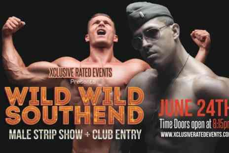 TALK Nightclub - Ticket to Wild Wild Southend on 24 June - Save 37%