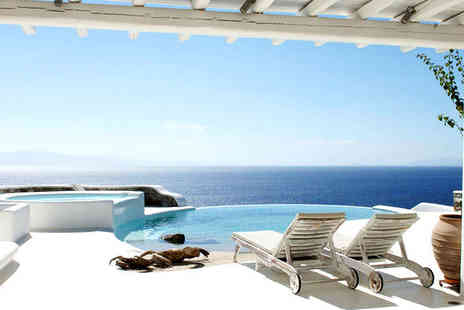 Kirini My Mykonos Retreat - Five Star Spacious Suite with Incredible Views - Save 37%