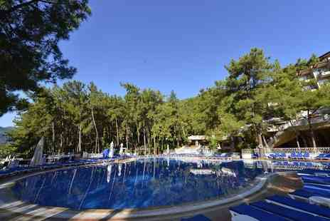 Travelsoon - Five Star Luxurious All Inclusive Beach Holiday in Marmaris - Save 0%