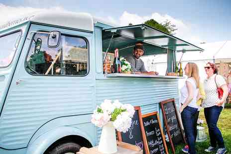 Foodies Festival - Two Adult Tickets to Cheshire Food Festival - Save 50%