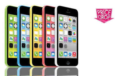 Renew Electronics - Refurbished 8GB or 16GB Apple iPhone 5c choose from five colours - Save 0%