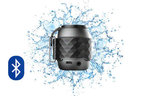 ViVo Technologies - Portable Bluetooth grenade speaker - Save 59%