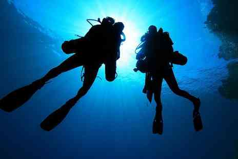 Sunderland Scuba Centre - Three and a half hour hour PADI Discover Scuba Diving Experience for one - Save 80%