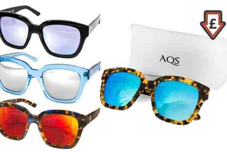 AQS Brand Inc - AQS Unisex Rory Sunglasses With Free Delivery - Save 0%
