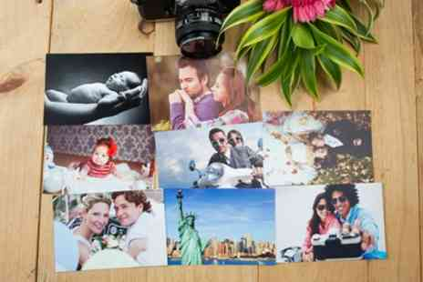 Photobook - Up to 500 Printed Photos in Size 4 Inch x 6 Inch - Save 60%
