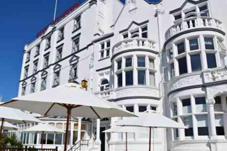 The Westcliff Hotel - One Night Stay for Two People with Breakfast and Option for Tapas and Cocktails - Save 33%