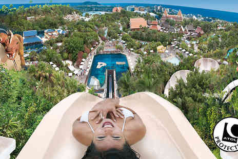 Bargain Late Holidays - Three to Seven Night All Inclusive Stay With Flights & Siam Park Entry - Save 38%